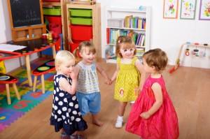 Preschool Girls